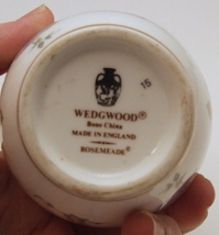 "Vase in Rosemeade by Wedgwood 5"" image 4"