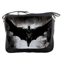 Messenger Bag Batman Arkham Knight Dark Superheroes Anime Fantasy Movie ... - $30.00