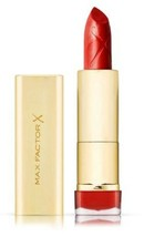 MAX FACTOR Colour Elixir LS 715 Ruby Tuesday 1s-Moisturises and smoothes - $24.74