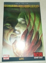 Scourge Of The Gods # 2 2009 Marvel Soliel - $1.25