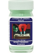 Indio Money Drawing/Attraer Dinero Powder Bottle 1 oz. - $9.55