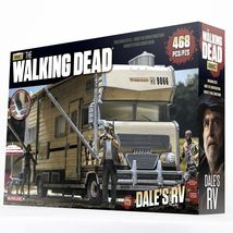 McFarlane Toys Construction Sets The Walking Dead TV Dale's RV Set [New] - $38.98