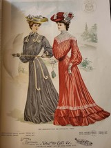 Antique AUGUST 1904 McCall's Magazine Victorian Fashion, Advertising, Em... - $58.00