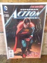 SUPERMAN Action Comics New 52 # 29 DC Comic Book - $4.94