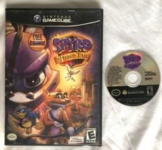 ☆ Spyro A Hero's Tail (Nintendo GameCube 2004) RARE Game & Case Tested W... - $18.00