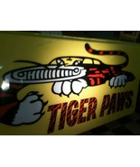 tiger paw tires sign - $1,500.00