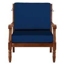"""26"""" x 26"""" Outdoor Deep Seat Cushion Set For Chair Sofa Nautical Blue - $110.05"""