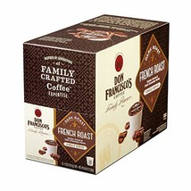 Don Francisco's French Dark Roast, K-Cup Coffee Pods, 24 Count - $19.48