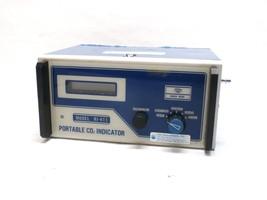 CEA Instruments Riken Model RI-411 Portable CO2 Carbon Dioxide Meter Ind... - $199.99