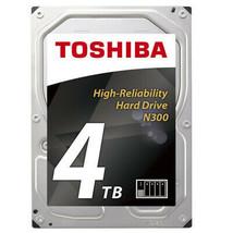 Toshiba-New-HDWQ140XZSTA  4TB Nas Internal Hard Drive 7200RPM 128MB ( - $132.66