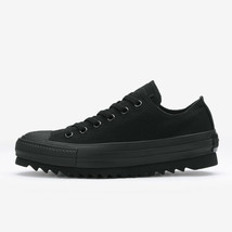 CONVERSE ALL STAR SHARKSOLE OX Black Chuck Taylor Japan Exclusive - $140.00