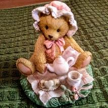 "1992 Enesco P Hillman's Cherished Teddies Marie # 910767  "" Friendship  Is A Spe image 1"