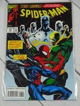 Marvel Comics! Spider-man! #43! 1993! Storm Warnings Bagged - C1845 - $1.99