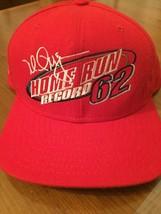 New Era 1990 St Louis Cardinal McGwire 62 HR Hat Baseball Snapback - $5.00