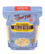 Bob's Red Mill, Old Fashioned Rolled Oats, Gluten Free, 32 oz - $11.00