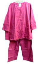 Landau Scrub Set Freesia 2XL V Neck Top Drawstrng Pants Women's Discontinued image 10