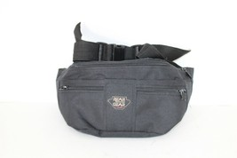 Vintage 90s Streetwear Multi Pocket Music Festival Fanny Pack Waist Bag ... - $24.70