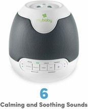 MyBaby SoundSpa Lullaby Sounds & Projection with Auto-Off Timer image 1