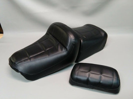 HONDA GL650 Silver Wing Seat Covers Interstate & BACKREST COVER  in 25 COLOR (E) - $67.95