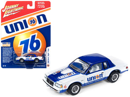 """1986 Buick Regal T-Type \""""Union 76\"""" White and Blue Limited Edition to 2760 piec - $14.28"""