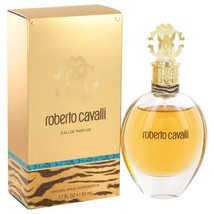 Roberto Cavalli New by Roberto Cavalli Eau De Parfum Spray 1.7 oz for Women - $37.99