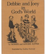 Debbie and Joey in God's World by Morris and Lenore Kipper 1968 Jewish C... - $12.86