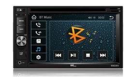 DVD GPS Navigation Multimedia Radio and Dash Kit for Honda Pilot 2007 image 5