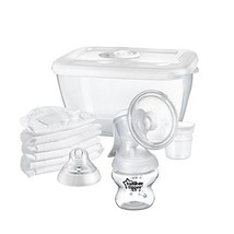 Tommee Tippee Manual Breast Pump Small Lightweight Discreet Quick - $22.26
