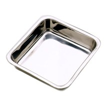 "Norpro Stainless Steel 7.5"" Cake Pan, Square - $13.86"