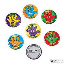 High Five Mini Buttons - $7.74