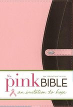 The Pink Bible: An Invitation to Hope Zondervan