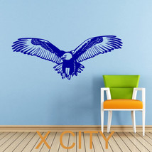 Flying Hawk Eagle Creative Wall Sticker Vinyl Art Decal - $35.95