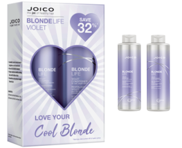 Joico Blonde Life Violet Shampoo & Conditioner Liter Duo - $52.00
