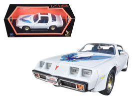 1979 Pontiac Firebird Trans Am White 1/18 Diecast Model Car by Road Sign... - $58.95