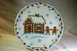 "My Christmas Gingerbread Platter 12"" - $17.32"