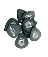 D'Addario - Planet Waves Guitar Picks  Black Ice  10 Pack  Duralin  Heavy - $9.99
