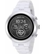 Michael Kors Women's Access Gen 4 Runway Touchscreen Watch with Stainles... - $273.24