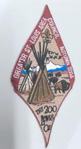 VTG BSA Boy Scouts St. Louis Area 2004 Autimn Lewis Patch - $7.31