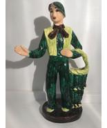 Vintage Hedi Schoop Figurine Vase - $50.00