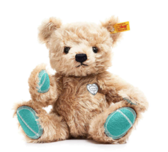 Tiffany & Co x Steiff Return to Tiffany Love Teddy Bear Limited Plush F/S - $621.72