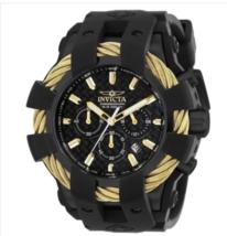 Invicta Bolt Men's Quartz 48MM Gold/Black - Model 23866 - $199.95