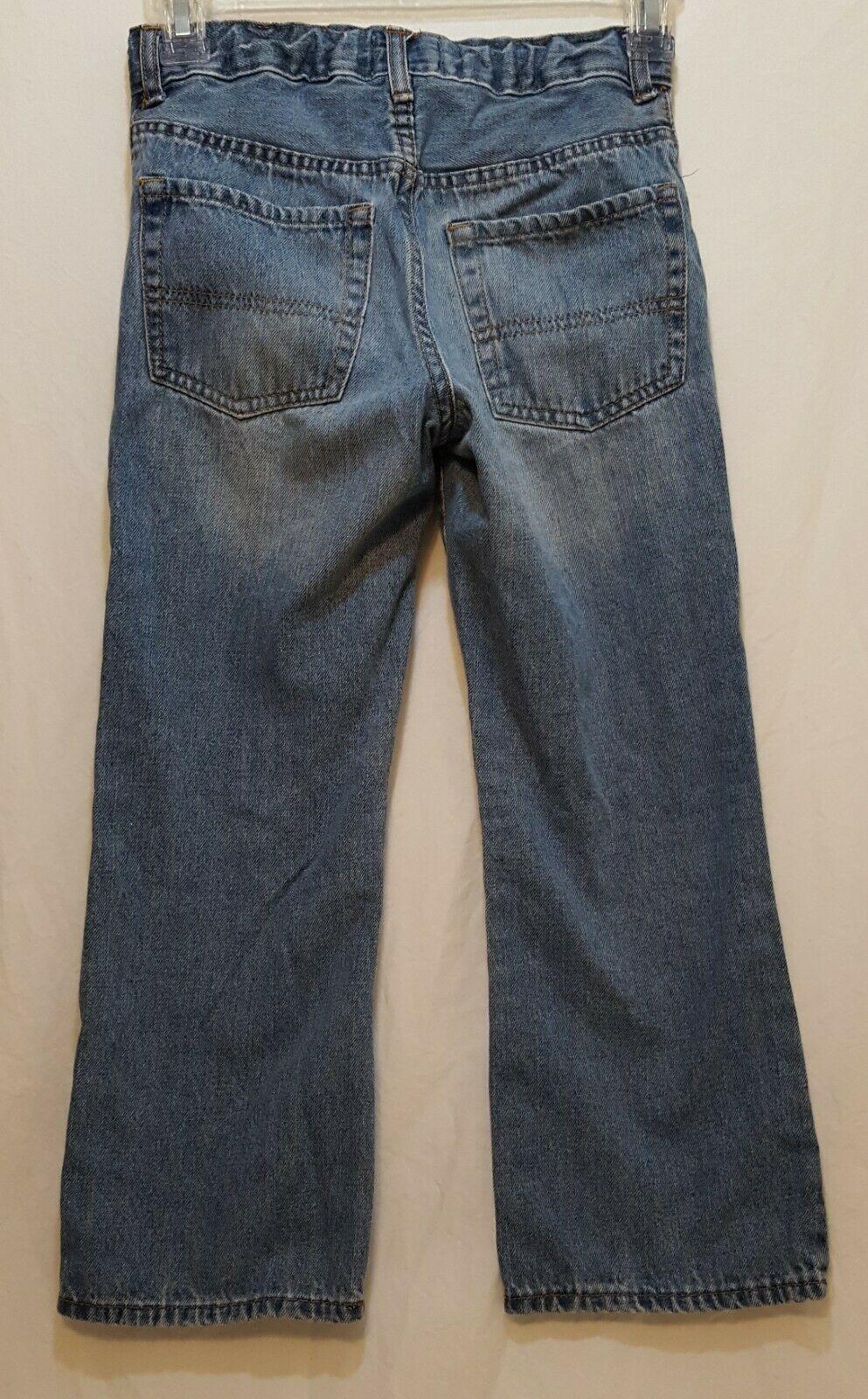 Blue Jeans Denim Boys Size 8 Bootcut Children's Place