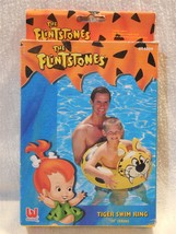 "Flintstones 2005 Bestway Baby Puss Tiger Swim Ring 26"" MIB - $31.95"