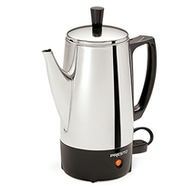 Presto 02822 6-Cup Stainless-Steel Coffee Percolator - $38.72