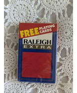 Raleigh Extra Cigarettes Advertising Promo Playing Cards - $7.75