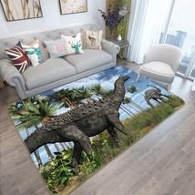 3D Dinosaur 122 Non Slip Rug Mat Room Mat Quality Elegant Photo Carpet UK Summer - $106.68+