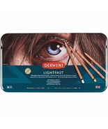 Derwent Lightfast Colored Pencils, for Artist, Drawing, Professional, 36... - $94.30