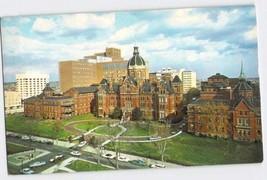 Baltimore Maryland, MD, John Hopkins Hospital 1970s Vintage Postcard - $4.95