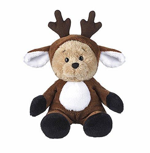 Wee Bears Costumed Teddy Bear: Reindeer - By Ganz by Ganz - $20.89