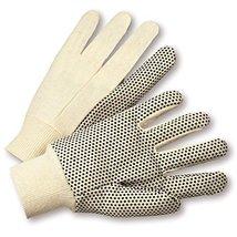Blue Hawk Large Men's Poly/Cotton Work Gloves LW56000-L - $10.88